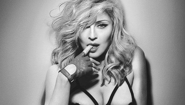 """Madonna: """"Blowjob für jeden Hillary-Wähler!"""" (Bild: Interscope Records)"""