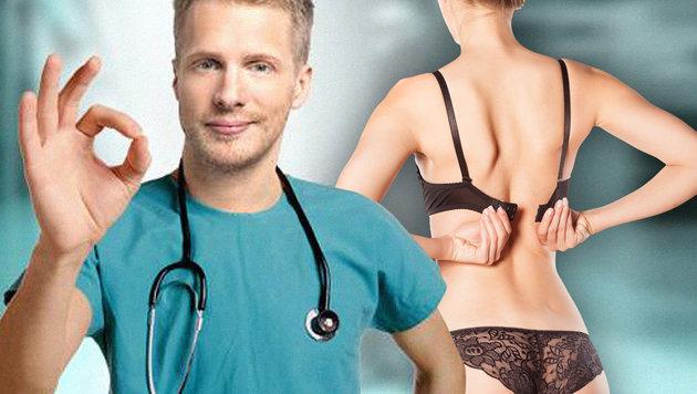 """""""Doktor Sex"""": Der Eingriff dauerte nur 45 Sekunden (Bild: facebook.com/OliverPocher, thinkstockphotos.de)"""