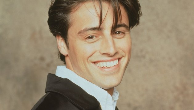 Matt LeBlanc als Joey Tribbiani (Bild: facebook.com/friends.tv)