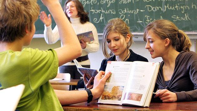 Lehrerdienstrecht: Reform verzögert sich bis 2060! (Bild: dpa/dpaweb/dpa/A2942 Ingo Wagner)