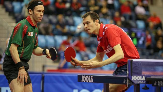 Noch ein Sieg fehlt Stefan Fegerl zur Medaille (Bild: GEPA)
