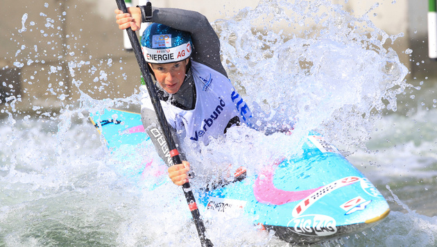 Olympia-Dritte Oblinger-Peters beendet Karriere (Bild: GEPA)
