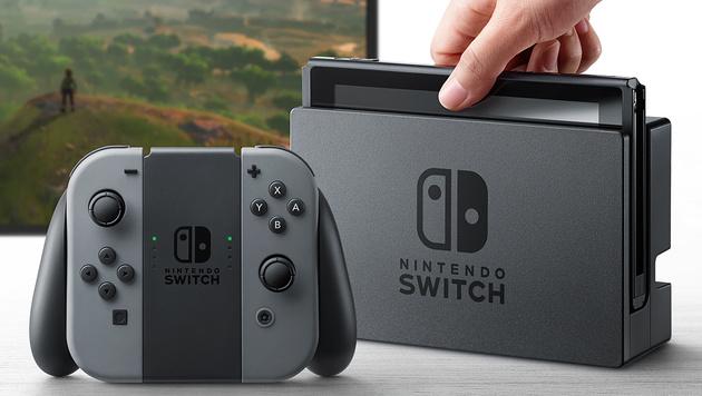 Switch: Nintendos Neue wird es schwer haben (Bild: Nintendo)