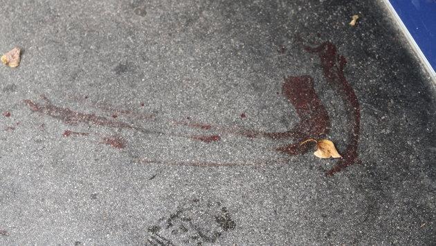 Messerangriff: So kämpfte der Bursch um sein Leben (Bild: Andi Schiel)