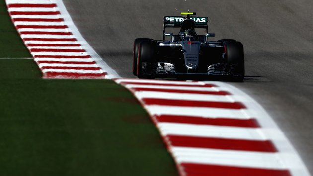Hamilton erobert Austin-Pole vor Rosberg (Bild: 2016 Getty Images)