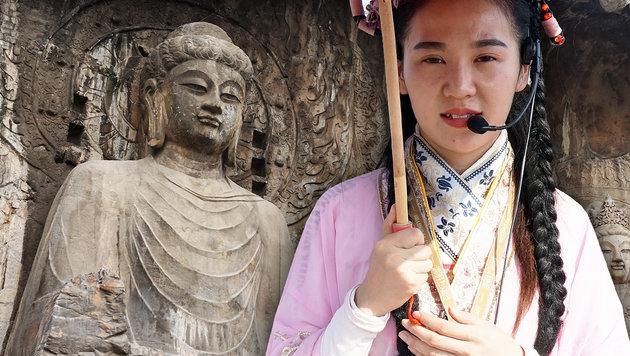 Kaiserzeit im roten China (Bild: Richard Schmitt)