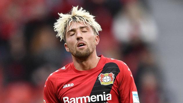 Leverkusen-Pleite + K�ln verliert + BVB nur 3:3 (Bild: Copyright 2016 The Associated Press. All rights reserved.)