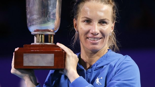 Sieg in Moskau! Kusnezowa bei WTA-Finals dabei (Bild: AP)