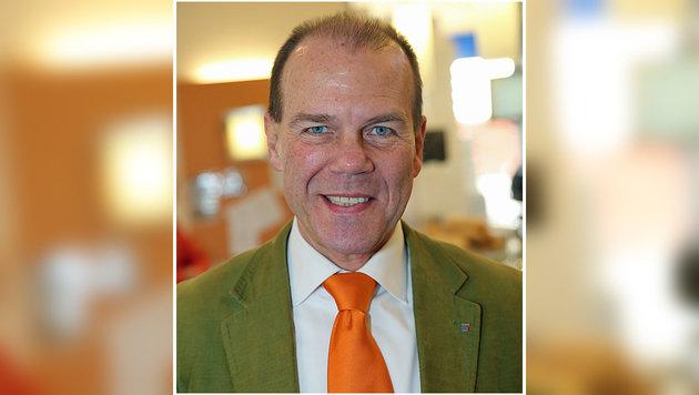 Peter Dobcak, Gastro-Chef in der Wiener Wirtschaftskammer (Bild: Peter Tomschi)