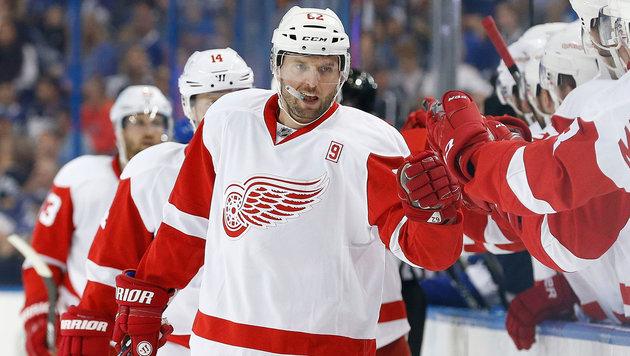 Vanek gibt Comeback bei Niederlage von Detroit (Bild: GEPA)