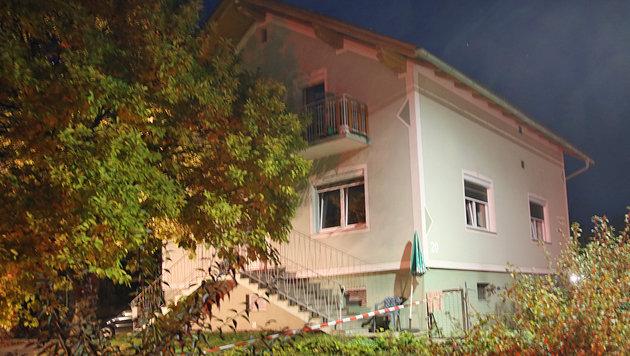 Zwei Tote in steirischem Wohnhaus entdeckt (Bild: Sepp Pail)
