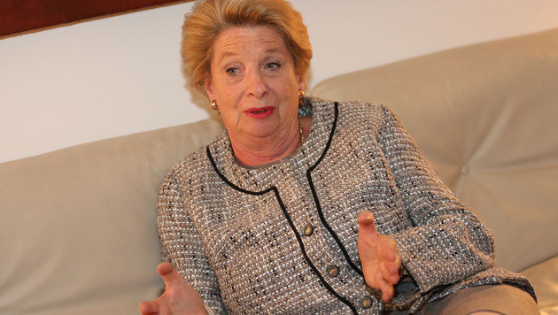 Ursula Stenzel (Bild: Zwefo)