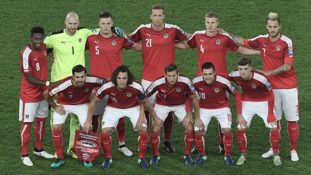 FIFA-Rangliste: Österreich weiter auf Platz 31 (Bild: GEPA)