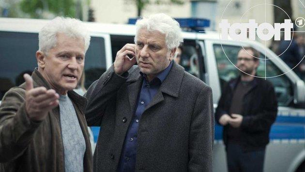 """Die Münchner """"Tatort""""-Ermittler (Bild: Das Erste)"""