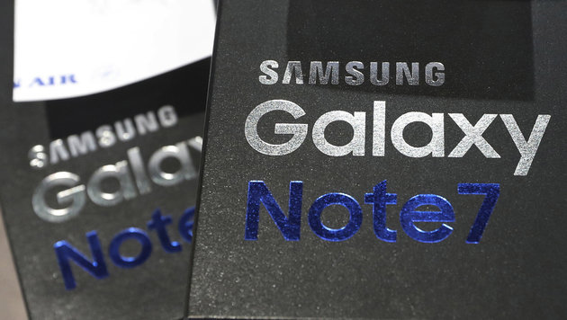 Samsung will Kunden mit Umtauschprogramm halten (Bild: AP)