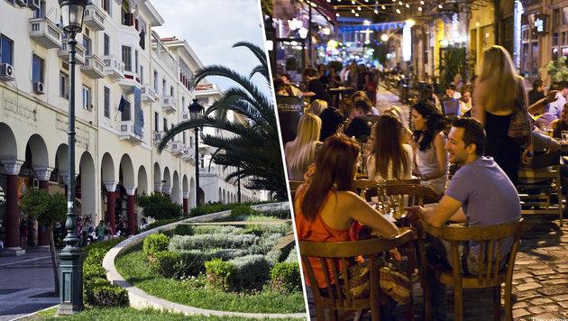Thessaloniki: Das sind die Highlights der Stadt (Bild: GNTO/H. Kakarouhas)