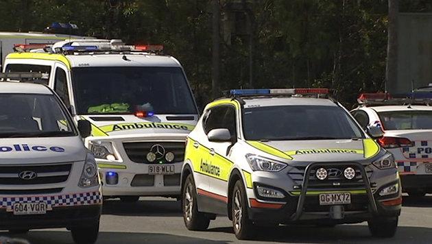 Vier Menschen bei Unfall in Freizeitpark gestorben (Bild: AP/Australian Broadcasting Corporation)