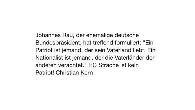 """""""Multikulti-Gutmenschen zum Scheitern verurteilt!"""" (Bild: Facebook.com)"""