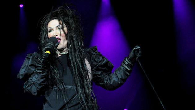 Pete Burns (Bild: AP)