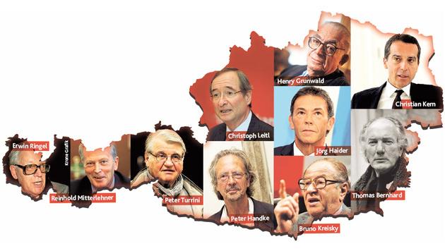 Stimmen zu Österreich (Bild: Krone-Grafik)