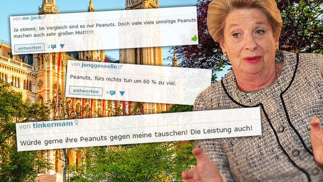 """""""Eine Verh�hnung f�r arbeitende Normalb�rger"""" (Bild: Zwefo, thinkstockphotos.de, krone.at)"""