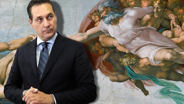 """Lassen uns den Begriff Gott nicht nehmen!"" (Bild: APA/Herbert Pfarrhofer, Wikipedia (Public Domain))"