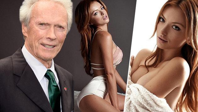 So heiß ist die Tochter von Clint Eastwood (Bild: instagram.com/francescaeastwood, APA/AFP/GETTY IMAGES)