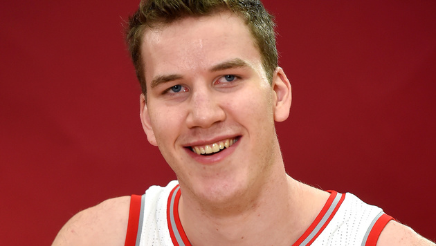 """Video: P�ltl vor NBA-Start """"sehr zuversichtlich"""" (Bild: GEPA)"""