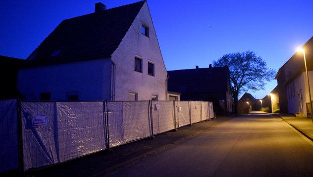 Das Horror-Haus von Höxter (Bild: APA/dpa/Jonas GüŸttler)