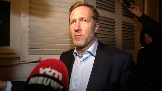 Walloniens Regierungschef Paul Magnette (Bild: APA/AFP/Belga/NICOLAS MAETERLINCK)