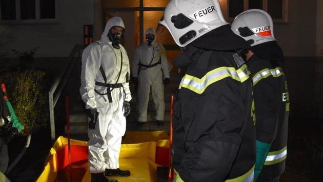 Terrorangst bei Feuerwehreinsatz in Wien (Bild: MA 68 Lichtbildstelle)