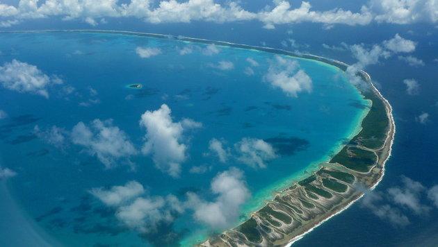 Die Tuamotu-Inseln liegen mitten im Pazifischen Ozean und strotzen nur so vor Artenvielfalt. (Bild: flickr.com/Poverarte)