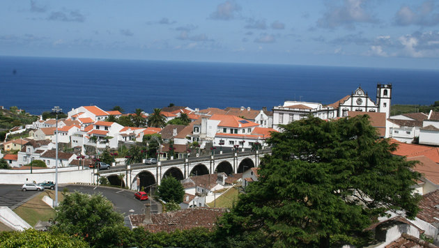 Die Azoren liegen 1400 Kilometer von Europa entfernt im Atlantik, gehören aber zu Portugal. (Bild: flickr.com/Abspires40)