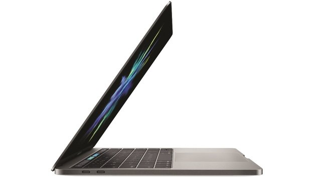 Apple spendiert Macbook Pro OLED-Zweitdisplay (Bild: Apple)