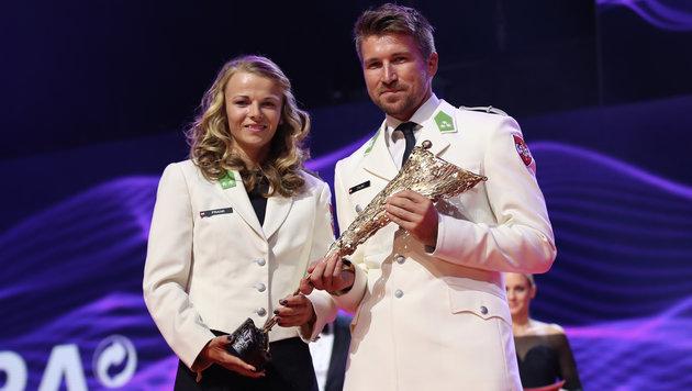 Hirscher und Brem sind unsere Sportler des Jahres! (Bild: GEPA)