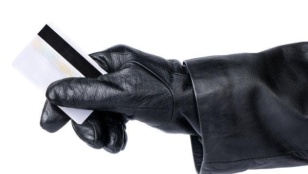 Dieb hob mit gestohlener Kreditkarte Bargeld ab (Bild: thinkstockphotos.de)