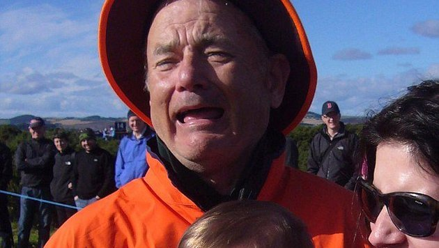 Ist das Tom Hanks oder Bill Murray? (Bild: Facebook/Reasons My Son Is Crying)