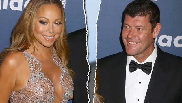 Mariah Carey und James Packer (Bild: face to face)