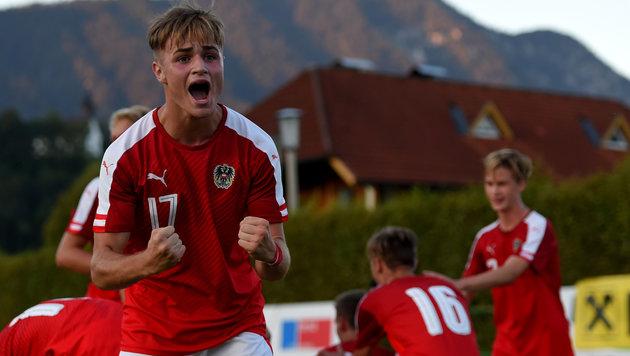 �FB-U17 schafft vorzeitig Sprung in Eliterunde (Bild: GEPA)