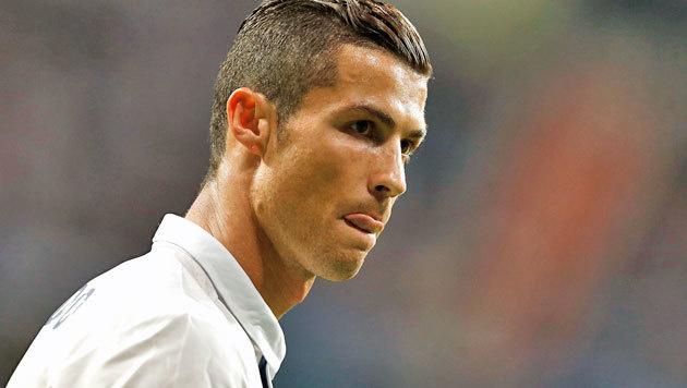 """Ronaldo: """"Ich brauche meine Hasser!"""" (Bild: AP)"""