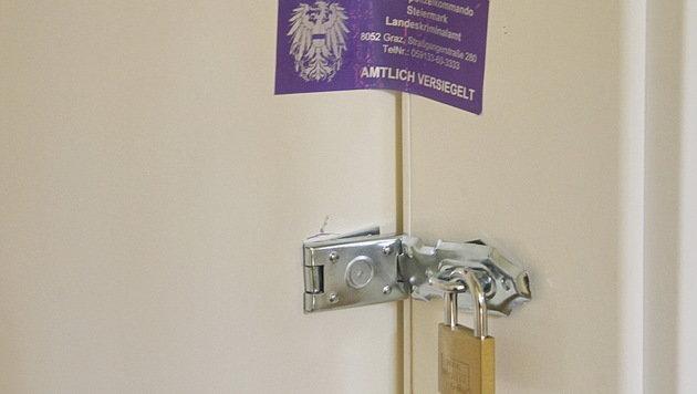 Tote in Grazer Wohnung: Täter gestand Würgegriff (Bild: Sepp Pail)