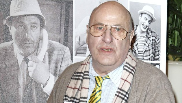 """""""Manfred Krug Bilderbuch - Ein Sammelsurium"""" Buchvorstellung zum 75. Geburtstag (Bild: Sebastian Gabsch/face to face)"""