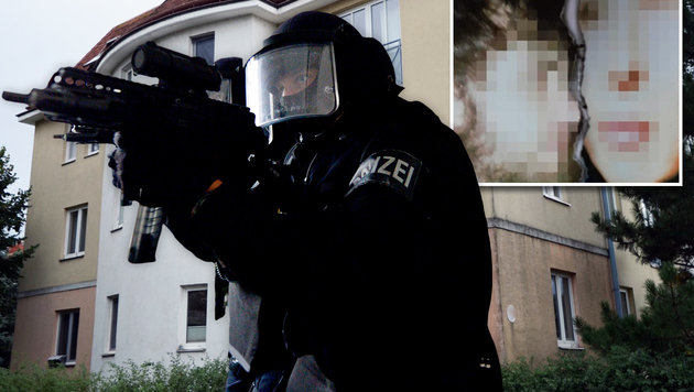 Ist der Terror jetzt endgültig bei uns angekommen? (Bild: Monatsrevue/Thomas Lenger, krone.tv, APA/ROLAND SCHLAGER)