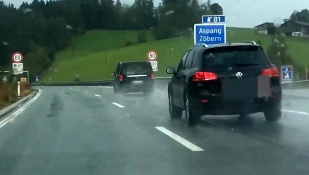 """Kanzler Kern: """"Teile mir Strafe mit dem Fahrer"""" (Bild: privat)"""