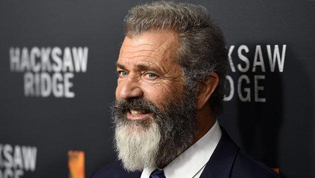 Mel Gibson (Bild: EPA)