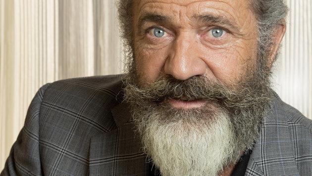 Mel Gibson (Bild: AP)