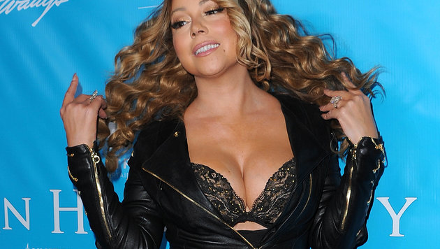 Mariah Carey (Bild: MediaPunch/face to face)