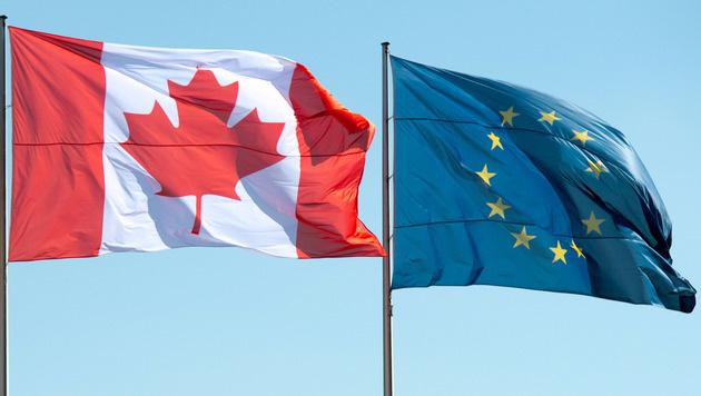 CETA soll nun am Samstag unterschriftsreif sein (Bild: APA/dpa/Maurizio Gambarini)