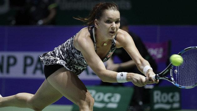 Agnieszka Radwanska (Bild: Associated Press)