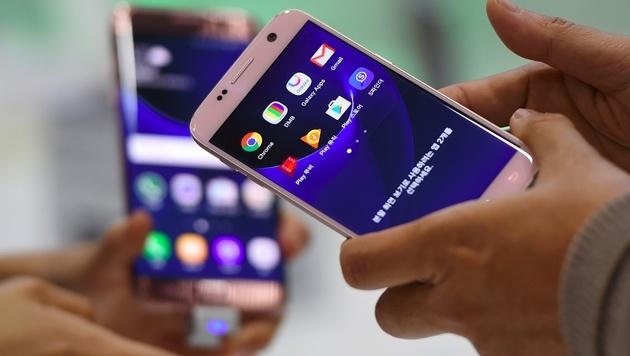 Note-7-Debakel beschert Samsung Gewinneinbruch (Bild: AFP)